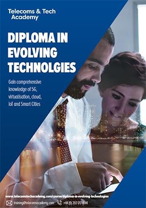 Diploma in Evolving Tech - Brochure snapshot