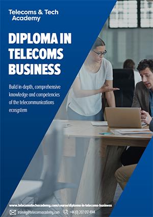 Diploma in Telecoms Business - Brochure snapshot