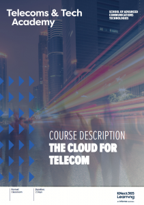 Cloud for Telecoms