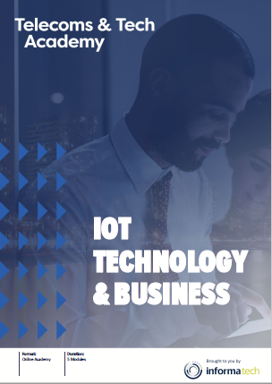 IoT Technology & Business Screenshot
