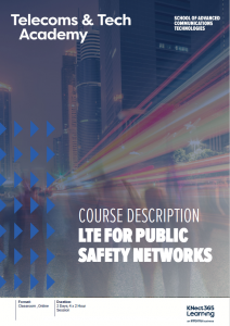 LTE in Public Safety Networks