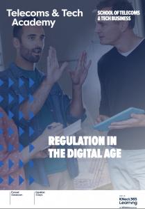 Regulations for digital age