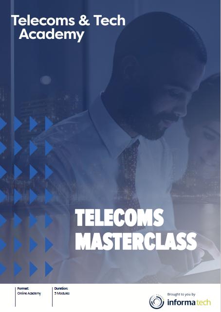Telecoms Masterclass - Brochure Snapshot for website